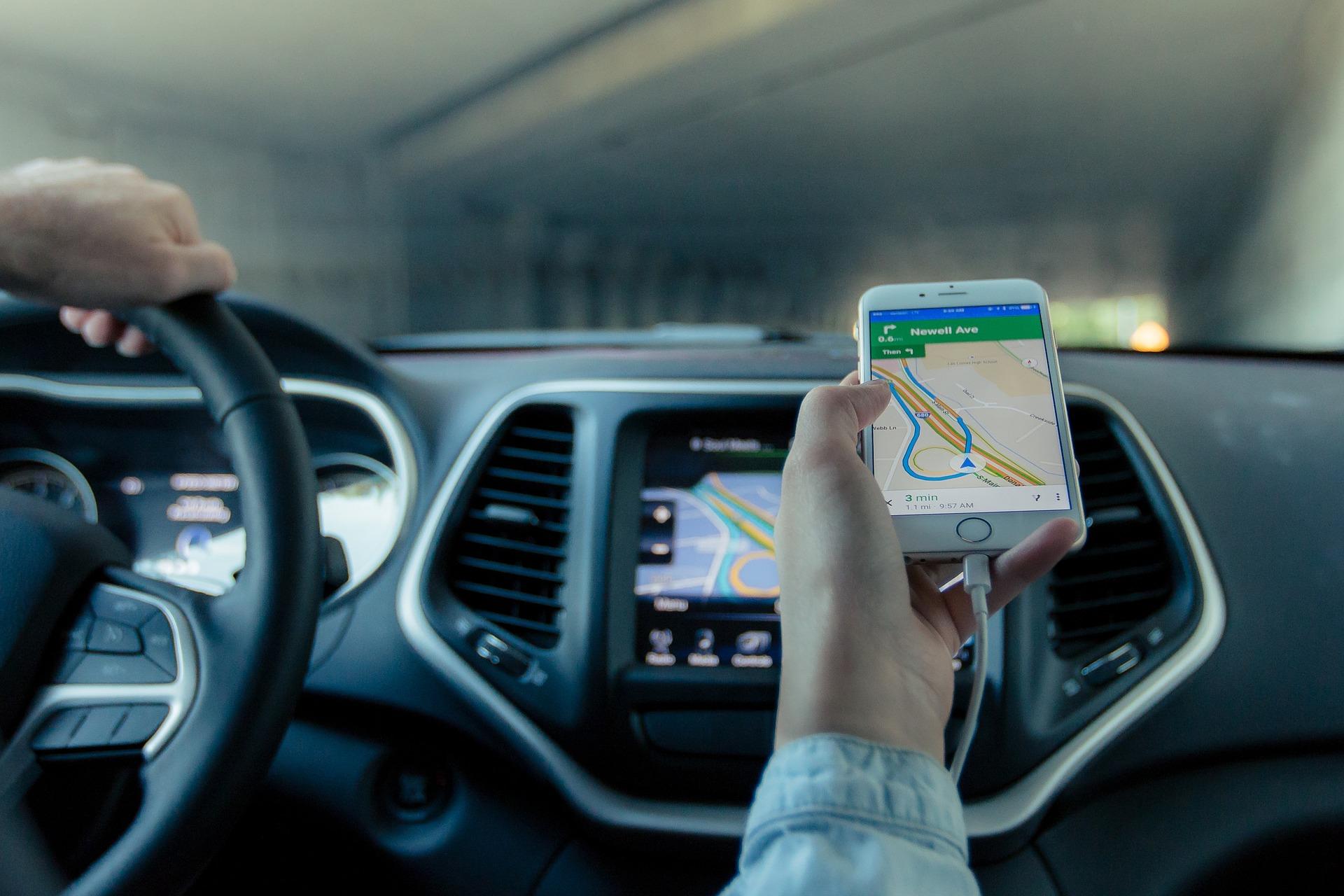 Nejpřesnější GPS