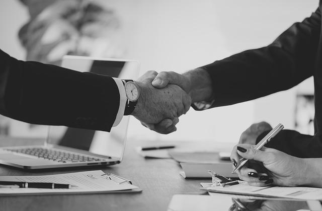spolupráce člověk úspěch