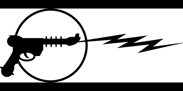 laserové dělo